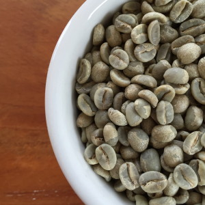 Green Coffee for the Home Roaster