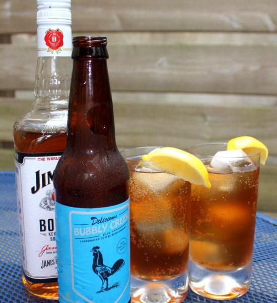Bubbly Bourbon
