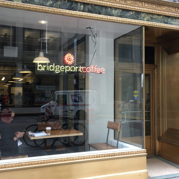 Bridgeport Coffee Jackson Loop permanently closed